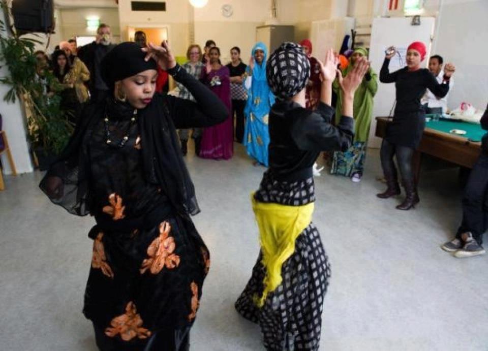 Hot sexy somali girls